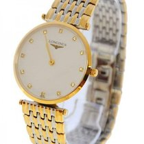 Longines La Grande Classique - Ladies Bicolor Diamants 24mm...