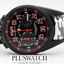 Bomberg 1968 CHRONOGRAPH 44 MM  NS44CHPBA.009.6.2 NEW