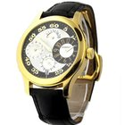 Chopard LUC Quadratto Regulateur Yellow Gold