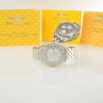 Breitling Chronomat Factory Diamond Bezel Ref. A13352