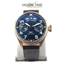 IWC Big Pilot's Watch 18K Gold Le Petit Prince Limited...
