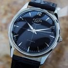 Enicar Vintage Classic Swiss Manual Winding Men's Stainles...