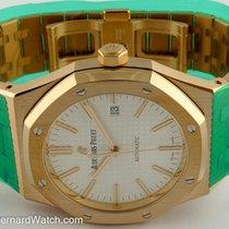Audemars Piguet - Royal Oak Automatic : 15400OR.OO.1220OR.02