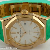 Audemars Piguet - Royal Oak Automatic : 15400OR.OO.1220OR.02