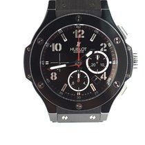Hublot Big Bang Black Magic Overhaul by Hublot