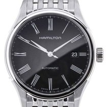 Hamilton Valiant 40 Black Dial