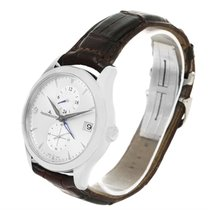Jaeger-LeCoultre Master Dual Time Automatic Watch 174.8.05.s...