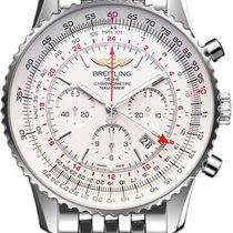 Breitling Men's AB044121/G783/443A  Navitimer GMT Automatic