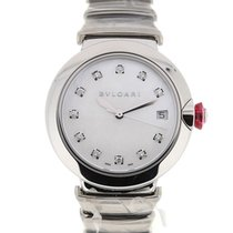 Bulgari Lucea 36 Automatic Gemstone