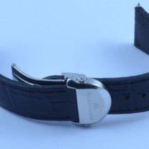 Maurice Lacroix Leder Armband 20mm Mit Faltschliesse 18mm Top Rar