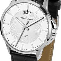 Jacques Lemans Classic Sydney Datum Quarz 1-1540B