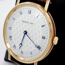 Breguet Classique 18k Yellow Gold 41mm Watch Box & Papers...