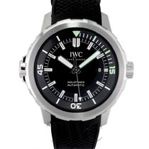 IWC Aquatimer Automatic Black Steel/Rubber 42mm - IW329001