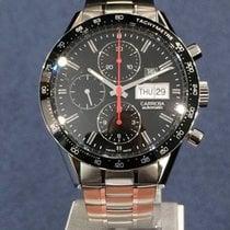 豪雅 (TAG Heuer) Carrera Cal 16 Ref. CV201AH - Men's watch
