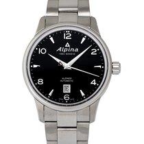 Alpina Alpiner Date Automatic Men's Watch – AL-525B4E6B