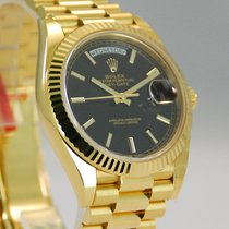 Rolex DayDate President 18kt Yellow Gold-228238