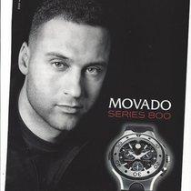 Movado Derek Jeter 2006 Movado 800 Chrono