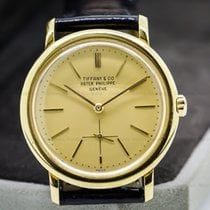 Patek Philippe 3440 Vintage Automatic 18K / Champagne TIFFANY...