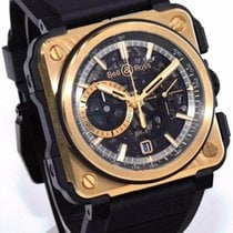 Bell & Ross BR-X1 Rose Gold & Ceramic Limited Edition...