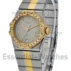 Chopard St Moritz with Diamond Bezel - 2 Tone Bracelet on...