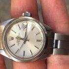 Rolex Date (datejust) 6916 Oyster Lady Acciaio Plexy 26mm Super