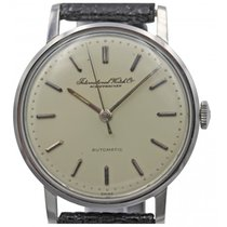IWC Men's Vintage IWC Schaffhausen Automatic Stainless Steel