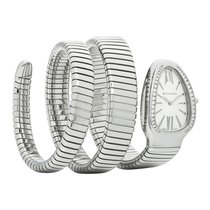Bulgari Serpenti Tubogas 35mm Stainless Steel