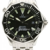 Omega Seamaster Professional 300M 2254.50 Black Stainless...