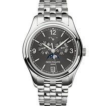 Patek Philippe 5146/1G-010 White Gold Men Complications 39mm...