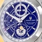 宇宙 (Universal Genève) Okeanos Moon Chronograph