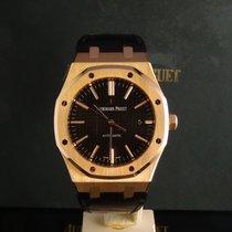 Audemars Piguet Royal oak pink gold 41mm