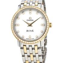 Omega De Ville Women's Watch 413.25.27.60.55.001