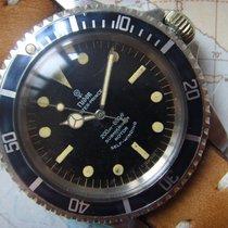 Tudor ROLEX 1966 Rare TWO COLOR GILT DIAL Rolex Submariner 7928