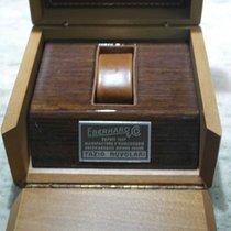 "Eberhard & Co. vintage wooden watch box ""nuvolari..."