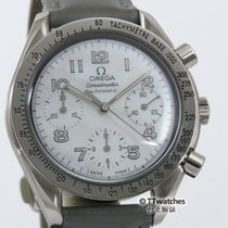 Omega Speedmaster Ladies Chronograph MOP Dial Box Papers...