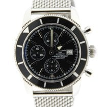 Breitling Heritage Superocean Chronograph Stainless Steel