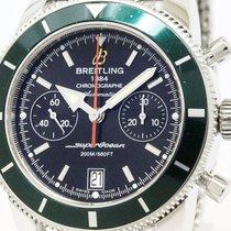 Breitling Polished Breitling Superocean Heritage Chronograph...