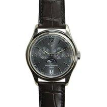 Patek Philippe 5146g Calendario Annuale grey dial oro bianco