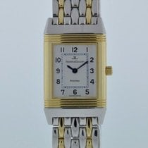 Jaeger-LeCoultre REVERSO 18K GOLD/STEEL 260.5.08 - BOX-PAPERS...