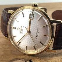 Omega Seamaster 18ct Gold De Ville - Textured dial - 562 Vintage