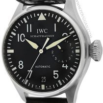 IWC stainless steel Big Pilot
