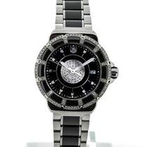 TAG Heuer Formula 1 Black Ceramic Diamonds