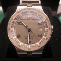 Porsche Design Flat six ref. P6351 steel – Men's watch