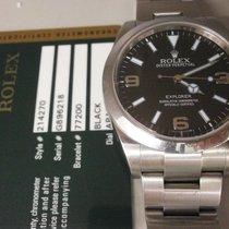 "Rolex Explorer 214270 S/s 39mm Sport Watch. ""g"" Series..."