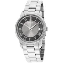 Mido Baroncelli Iii Stainless Steel Automatic Men's Watch...