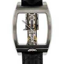 Corum 313.165.04/0F01 0000G Golden Bridge in Titanium - on...