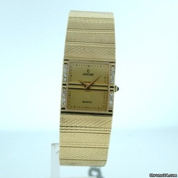 Concord Classic Ladies Yellow Gold Pre-owned