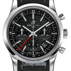 Breitling Transocean Chronograph GMT Mens Watch