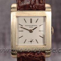 Vacheron Constantin Vintage 18 Kt. Gold Tank Carre Watch Cal....