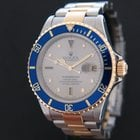Rolex Oyster Perpetual Date Submariner Serti Gold/Steel